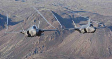 Operazione Northern Lightning: gli F-35 italiani in Islanda