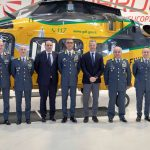Leonardo consegna il primo AW169M alla Guardia di Finanza