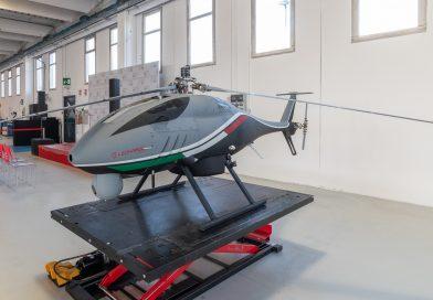 Leonardo estende i servizi di addestramento anche al settore degli UAV ad ala rotante