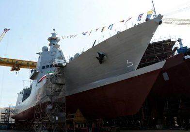 Varato il Francesco Morosini, secondo pattugliatore PPA per la Marina