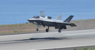 "L'Aeronautica verifica le sue capacità ""Expeditionary"""