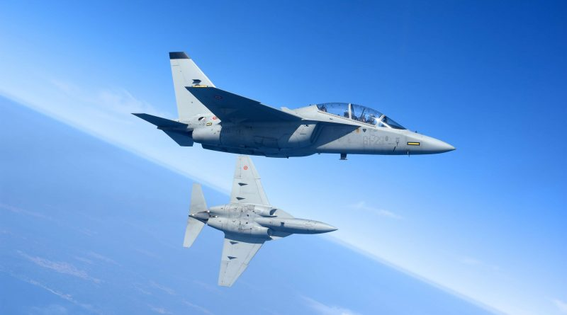 Firmato l'accordo per l'addestramento avanzato dei piloti tra l'Italia e il Qatar