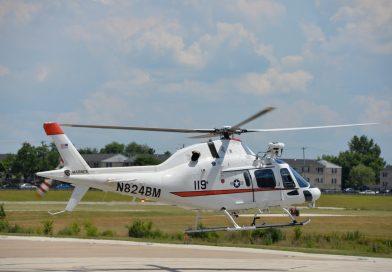 Il Dipartimento della Difesa USA conferma le opzioni per ulteriori elicotteri Leonardo TH-73