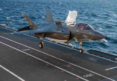 Concluse le qualificazioni F-35B su Nave Cavour