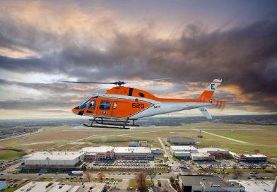 Leonardo consegna il primo elicottero TH-73A alla US Navy