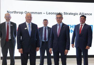 Leonardo e Northrop Grumman insieme per cogliere nuove opportunità nel settore dei sistemi a pilotaggio remoto ad ala rotante
